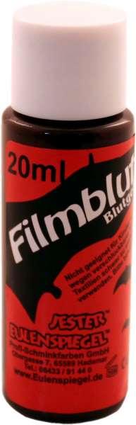 Filmblut / Blutgel dunkel 20ml