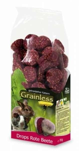 JR Grainless Drops rote Bete 140g
