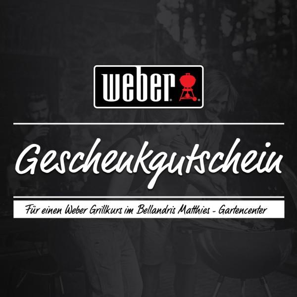 Grill-Seminar Gutschein - Datum frei wählbar -