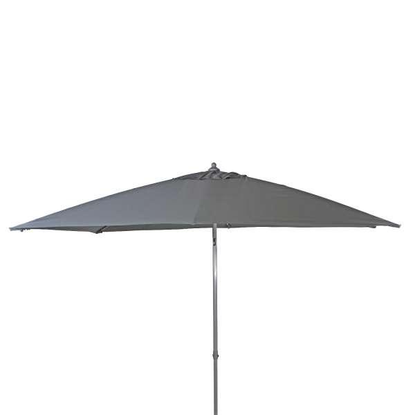 Schirm 3x2m dunkelgrau