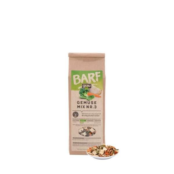 GRAU Getrocknete Gemüse Nr. 3 - 500g