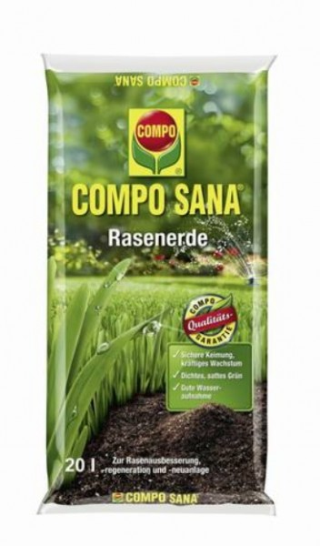 Compo Sana Rasenerde 20L