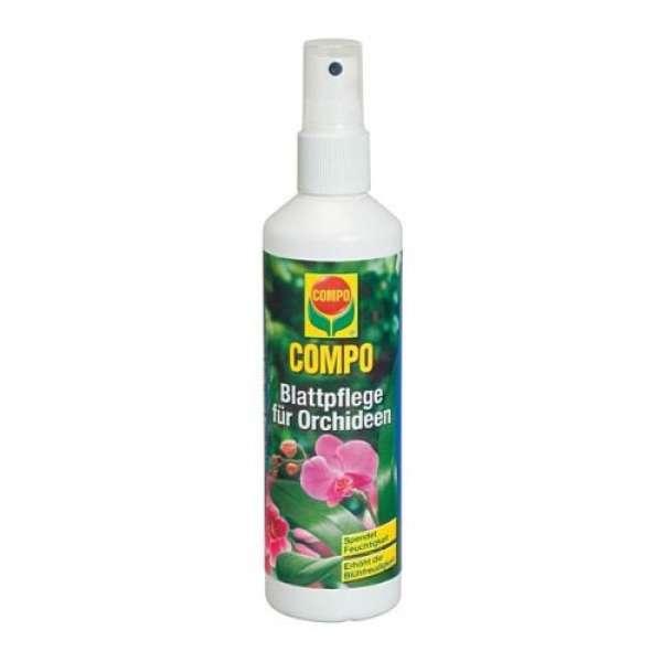 COMPO Blattpflege für Orchideen 250 ml