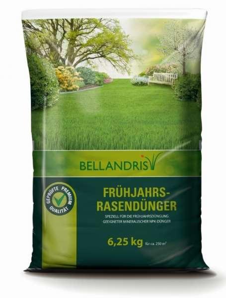 Frühjahrs Rasendünger 06,25kg Bellandris