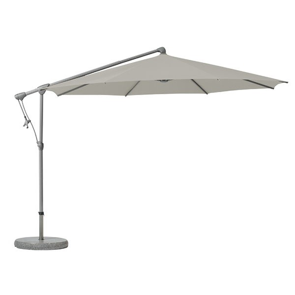 Schirm Sunwing 300cm sand 151