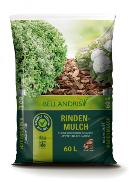 Bellandris Rindenmulch 20-40mm 60L