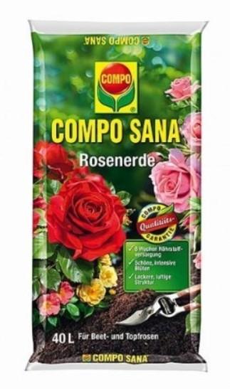 Compo Sana Rosenerde 40L