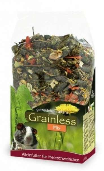 JR Grainless Mix Meerschweinchen 650g