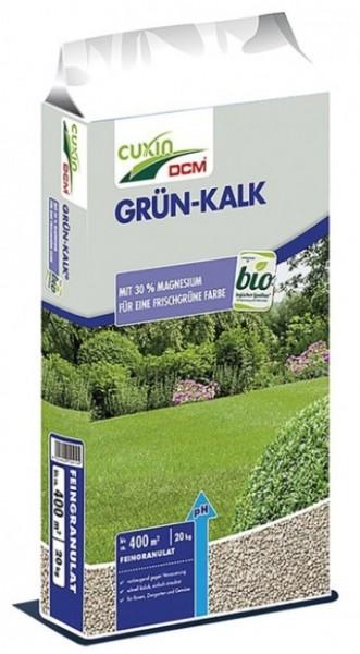 CUXIN DCM Grün-Kalk 20kg