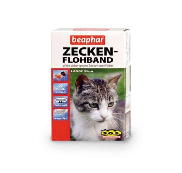 beaphar HB 35cm Floh Katze