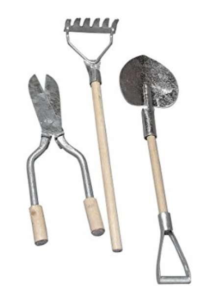 Metall Holz Gartenwerkzeug