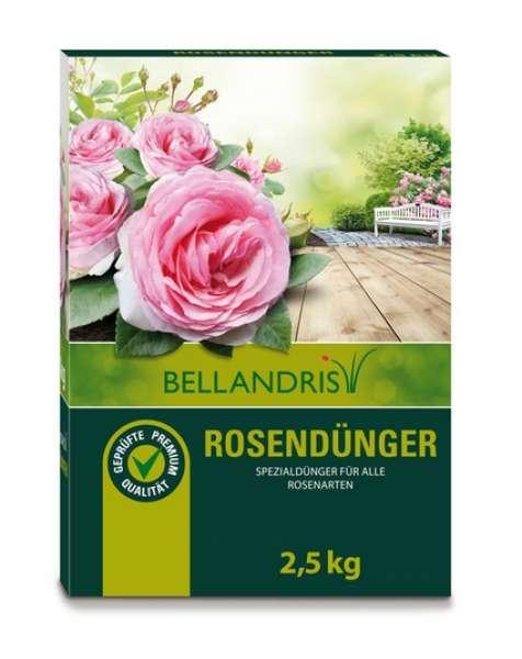 Rosen Dünger 02,5kg BE