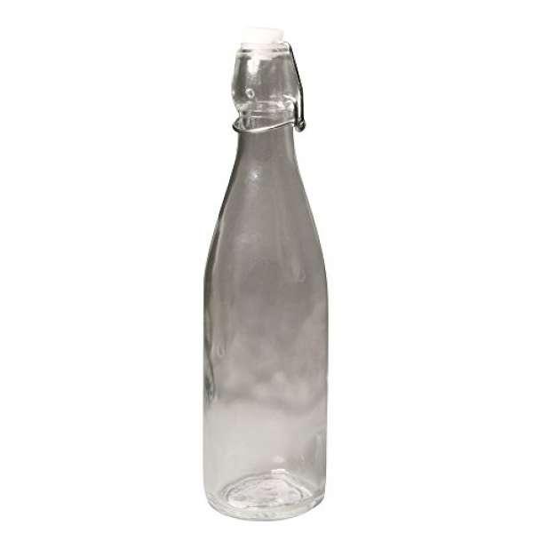 Glas Bügelflasche 500ml