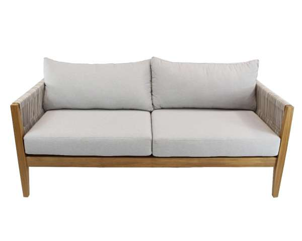 Sofa Kalmar 3er light grey