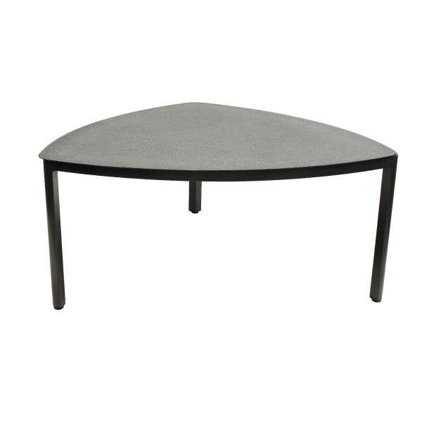 Tisch Quebec 160x74cm anthrazit