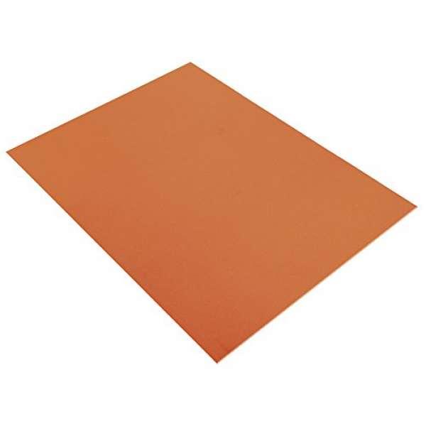 Moosgummi Platte 2mm 20x30cm orange