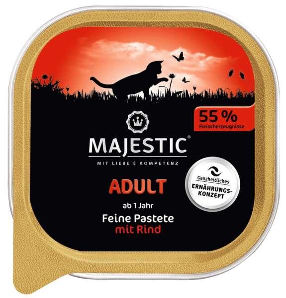 MAJESTIC Adult - Rind - 100g Schale