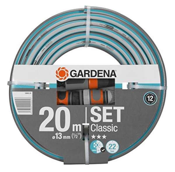 Schlauch GA Classic 13mm 20m +Systemt.