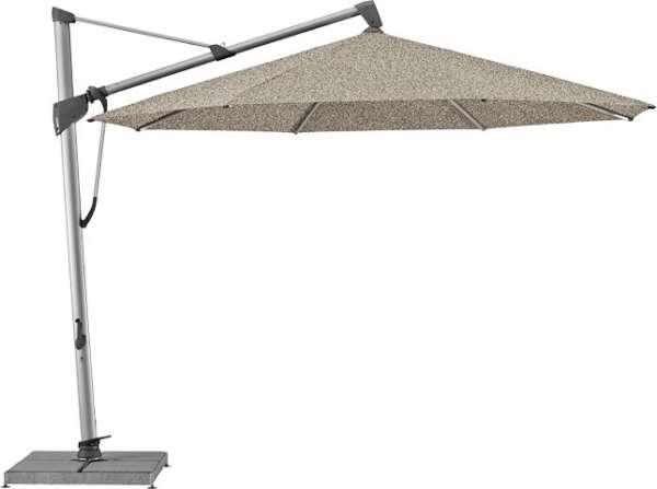 Schirm Sombrano 400cm taupe 461