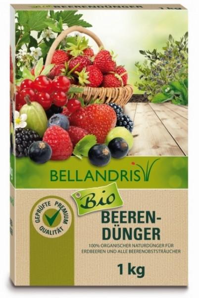 Bellandris Bio Beerendünger 1kg