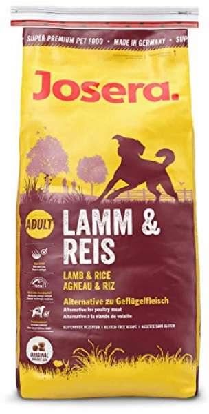 Josera Lamm und Reis Adult