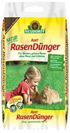 Neudorff Azet Rasendünger 20 kg