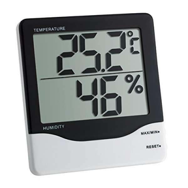 Thermo-Hygrometer digital