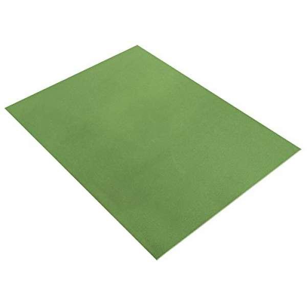 Moosgummi Platte 2mm 30x40cm grün dunkel