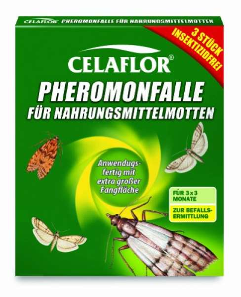 Pheromon-Falle 3St.