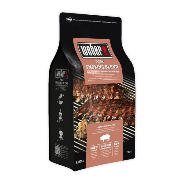 Weber Räucherchips Pork 700g