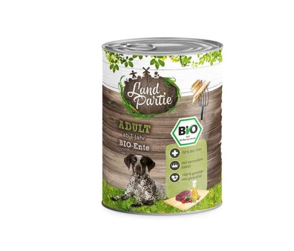 LandPartie Bio 800g Ente