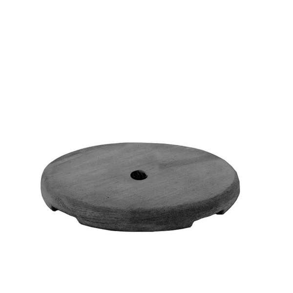 Schirmfuss Beton Z 55kg ohne Standrohr