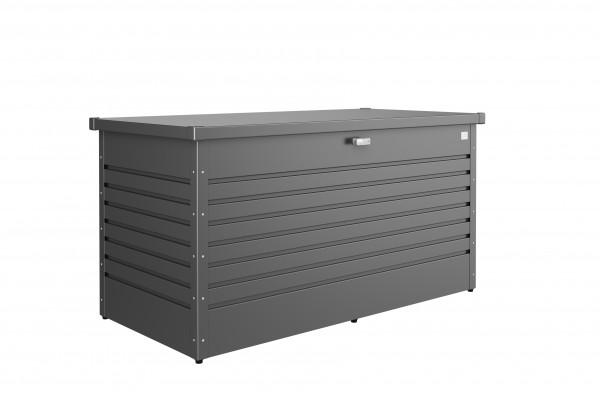 Kissenbox 160x79x83 grau