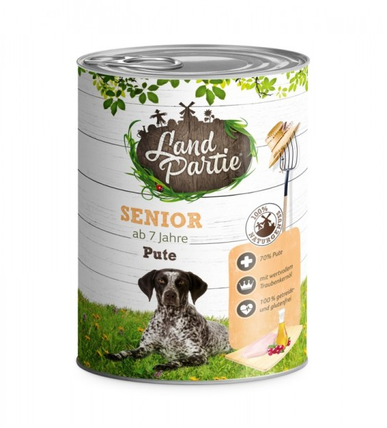 LandPartie SENIOR - Pute - 800g
