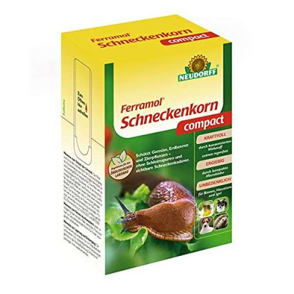 NEUDORFF Ferramol Schneckenkorn compact 425g
