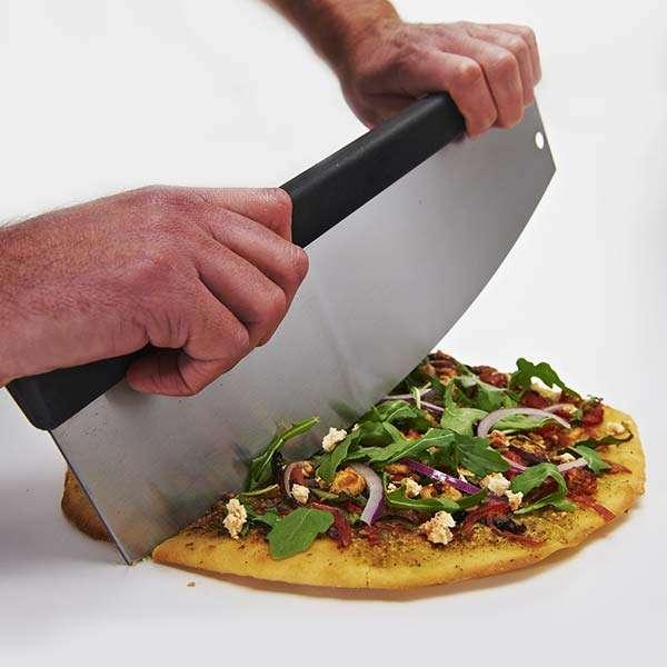 Pizzaschneider Mezzaluna