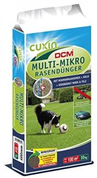 CUXIN DCM Multi-Mikro Rasendünger 10kg