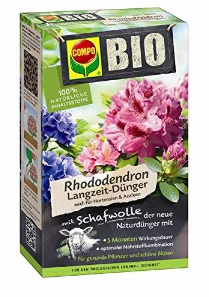 Rhododg. Bio 0,75kg Langzeit CO