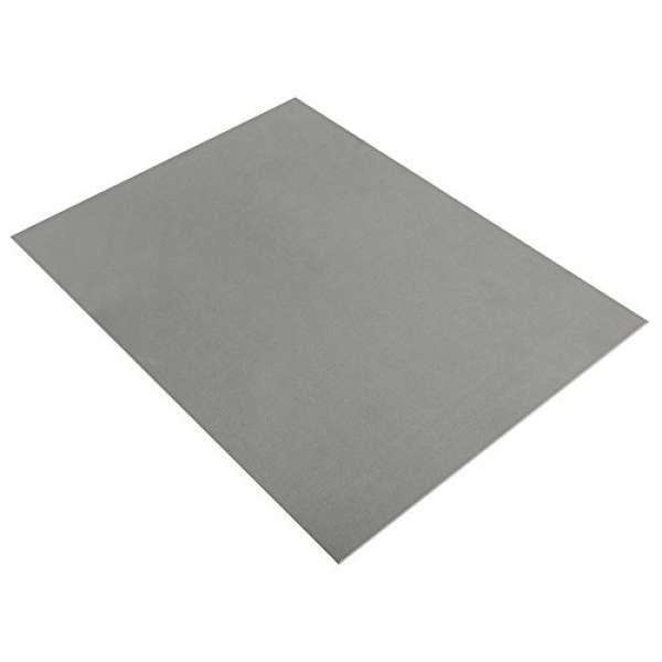 Moosgummi Platte 2mm 20x30cm grau