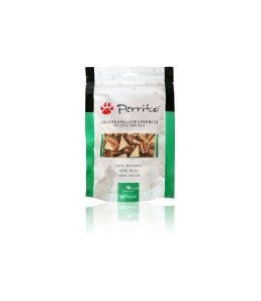 Perrito | Chicken & Pollock Sandwich small | 100 g