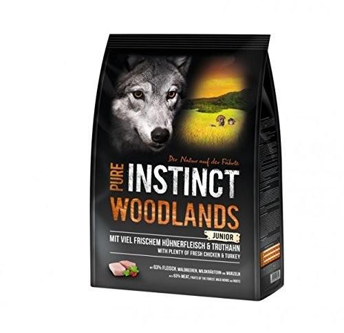 Pure Instinct Woodlands Junior mit Huhn & Truthahn 4kg