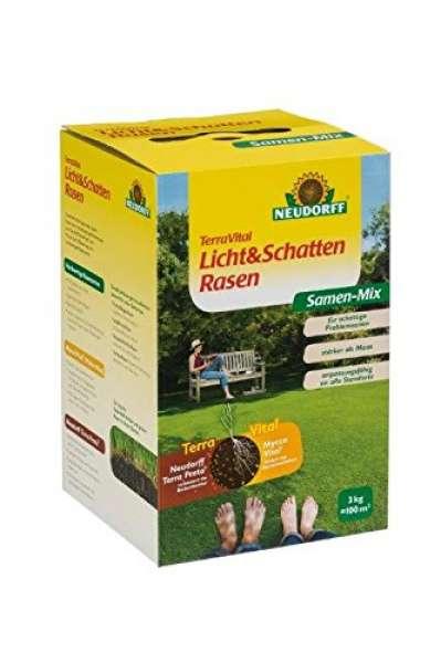 NEUDORFF Licht&SchattenRasen Samen-Mix 3kg