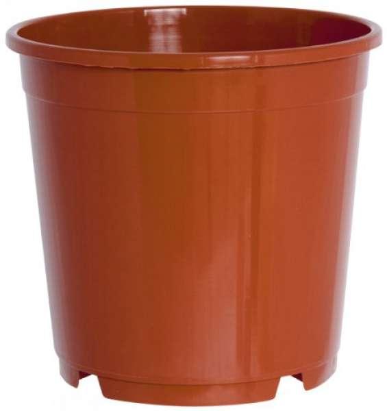Containertopf terracotta kunststoff