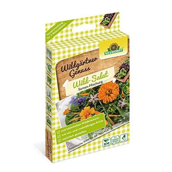 NEUDORFF WildgärtnerGenuss Wild-Salat 2 x 2 g