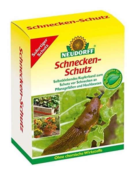 NEUDORFF Schneckenschutz 2 x 4 m