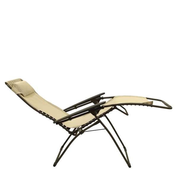 Relaxliege Futura XL Seigle Basalt
