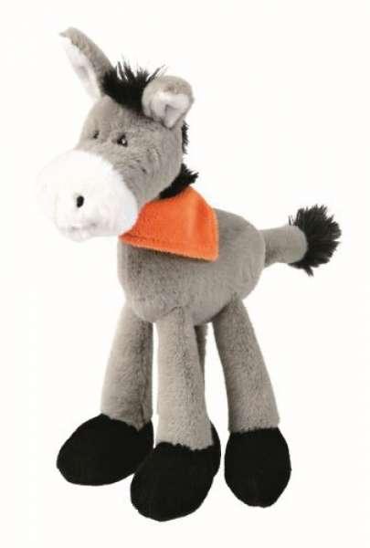 Trixie Spielzeug Esel 24 cm