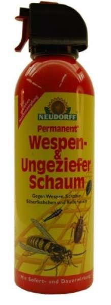 NEUDORFF Permanent Wespen- & UngezieferSchaum 300 ml
