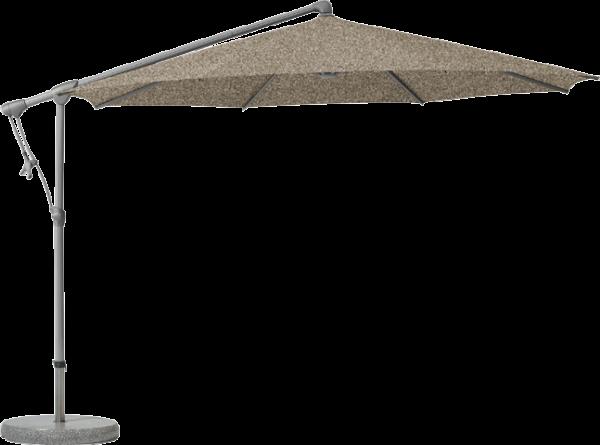 Schirm Sunwing 330cm taupe 461