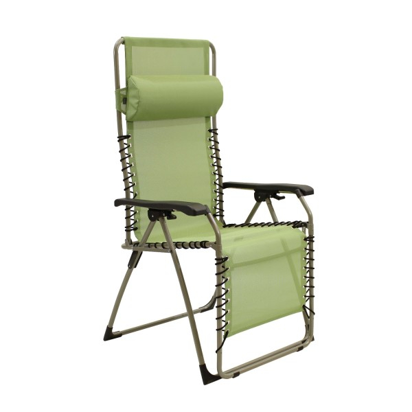 Relax Oasi Monta XL Alugestell silber